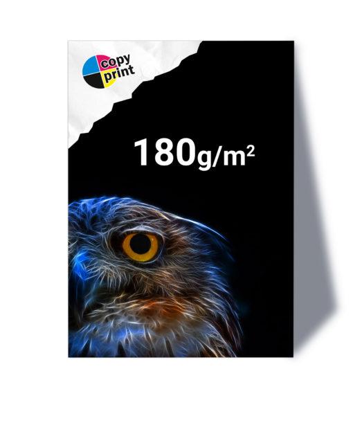 Großformatdruck auf 180g/m² Papier