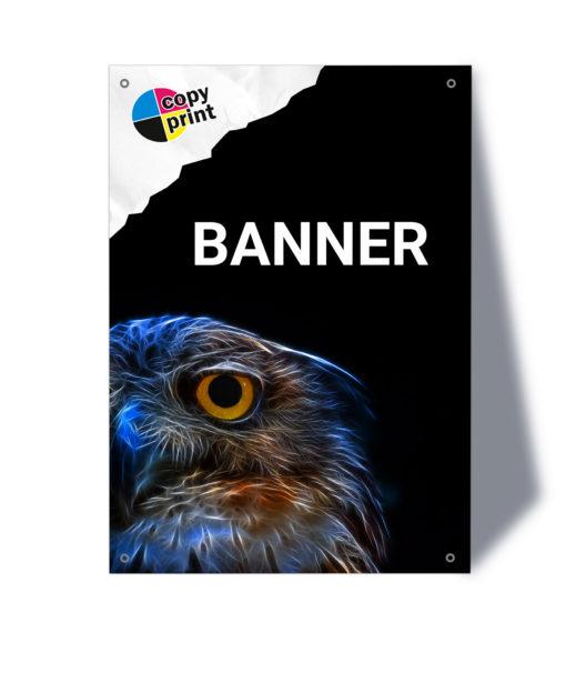 Großformatdruck auf PVC Banner