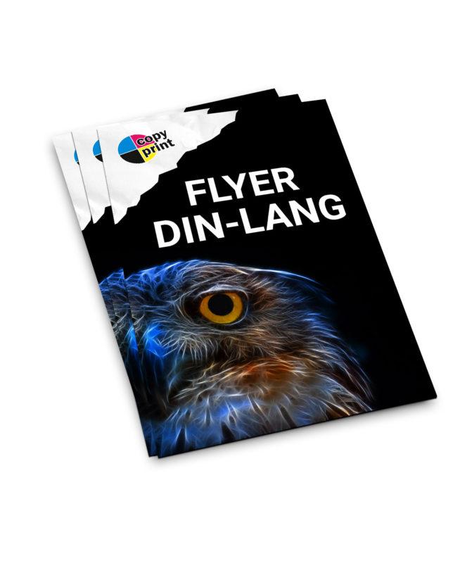 Flyer DIN Lang